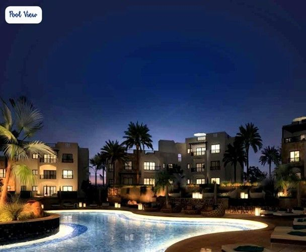 Water Side Condos - El Gouna