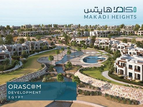 2 bedroom Apartment in makadi heights