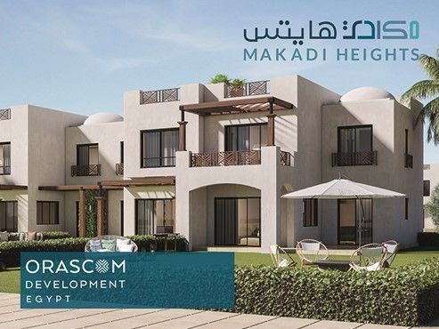 Townhouse 3 bedroom- makadi heights