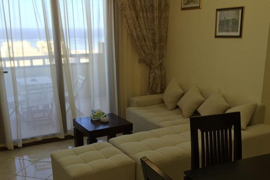 2 Bedrooms apartment -Pool&Sea view
