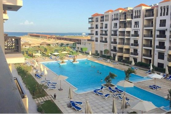 2 BR Samra Bay with Pool and Sea view