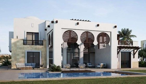 6BR Villa with Private Pool-Ancient Sand
