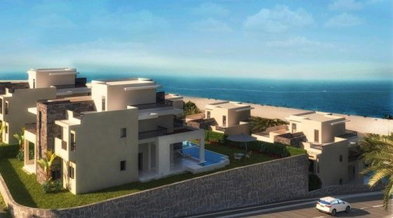 Four Bedrooms Townhouse Sea view