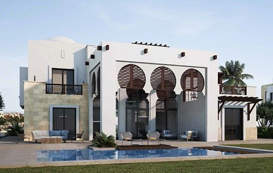 400 M2 stand alone villa  Ancient Sands