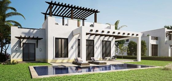 3Bedroom Stand Alone Villa - Lagoon View