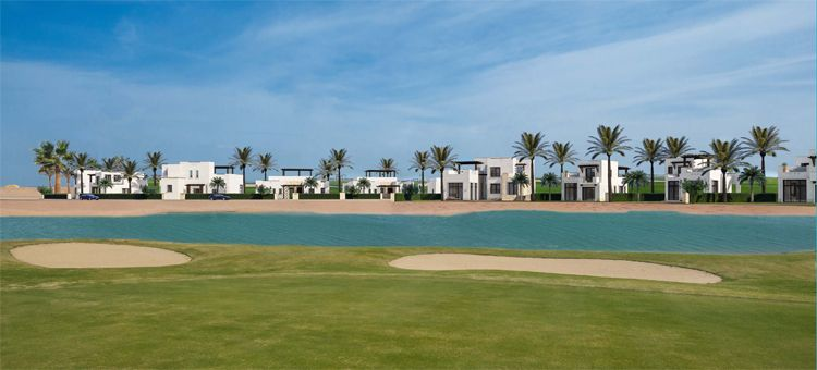 2BR Cyan with Golf& Lagoon view-El Gouna