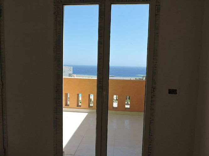 1 Bedroom Penthouse- pool & sea view - 1