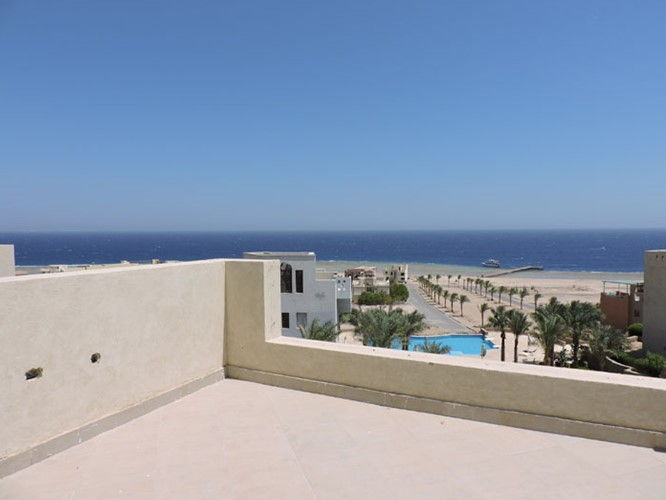 1 Bedroom Penthouse- pool & sea view - 4
