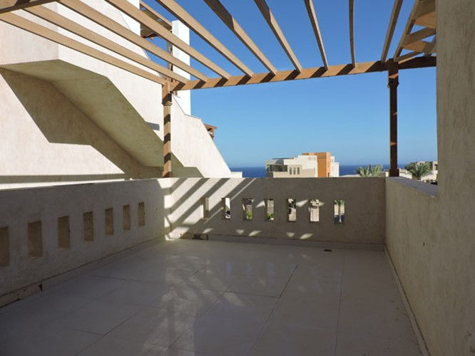 One Bedroom Penthouse - sea view - 1