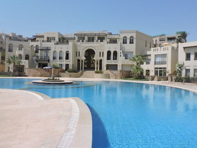 1 Bedroom Penthouse- pool & sea view - 5