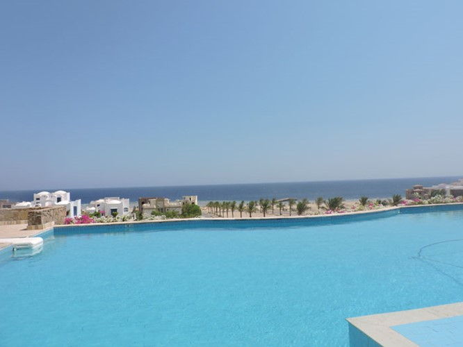 1 BR Azzurra with Roof, Pool & Sea view - 6