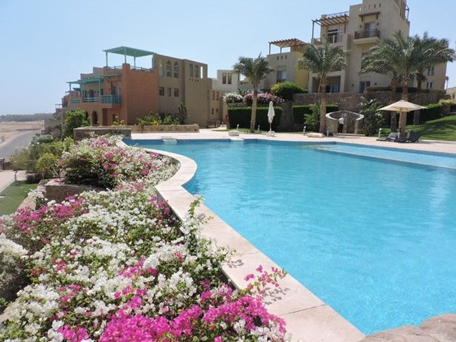 1 Bedroom Penthouse- pool & sea view - 7