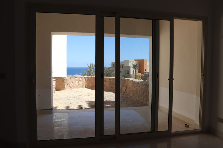 1 BR Apartment With sea view-Azzurra - 2
