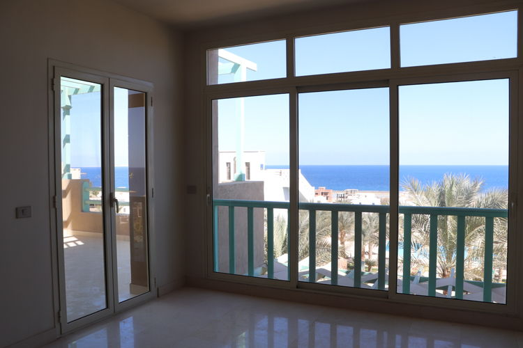 1BR Penthouse with Pool&Sea view-Azzurra - 0