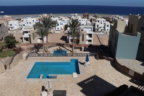 1 Bedroom Penthouse with Pool&Sea view