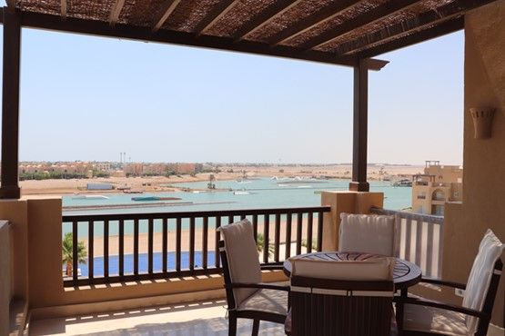 1BR Penthouse-Pool&Lagoon view-Water Sid