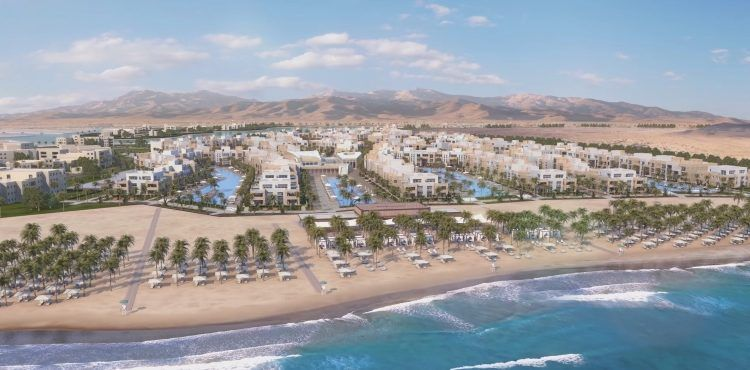 1BR Apartment-pool view-Mangroovy-Gouna - 2