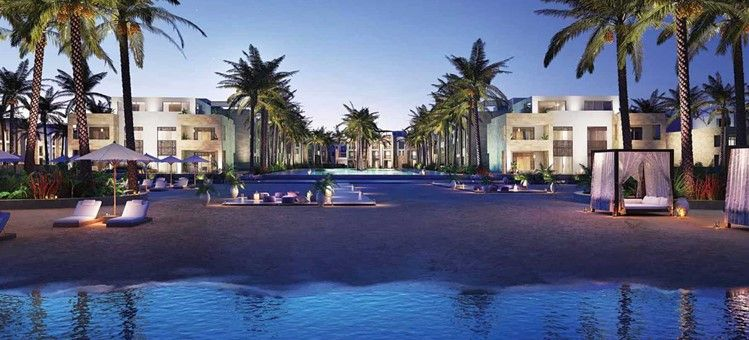 1BR Apartment-pool view-Mangroovy-Gouna - 3