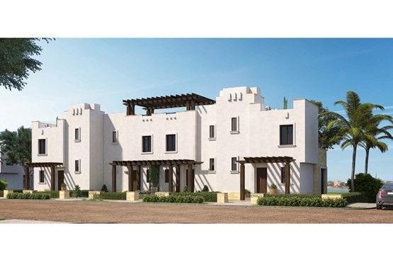 Townhouse with Lagoon&Golf view-El Gouna