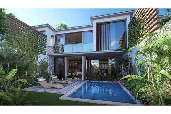 Townhouse with Private Pool &Garden-Bali