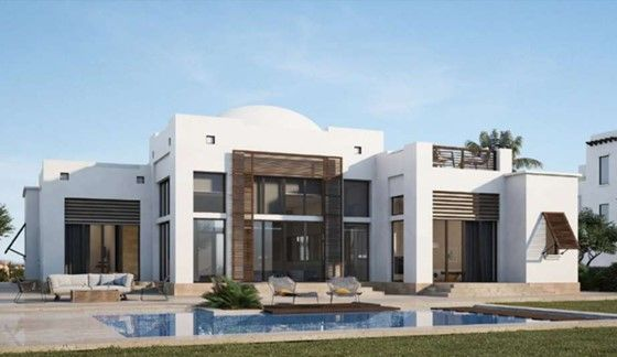 Four Bedrooms Villa - Lagoon View