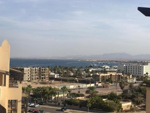 Studio with Sea view-Al Dau Heights