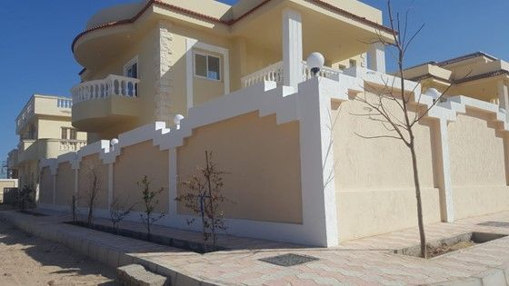 5 Bedrooms Villa - Magawish Hurghada