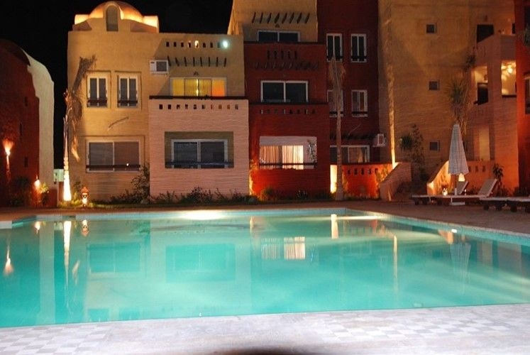 1 BR apartment with Pool view-Kamareia