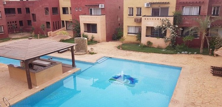 2BR Apartment with pool view -Kamareia
