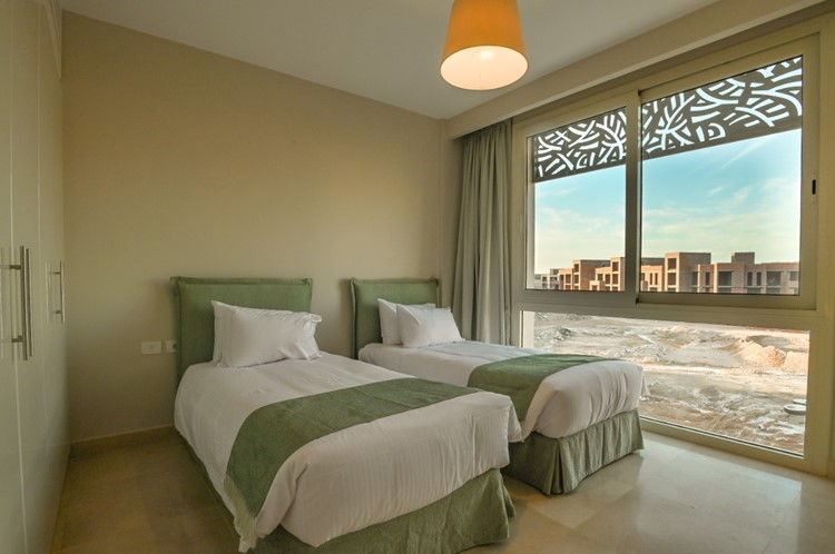 1BR Apartment-pool view-Mangroovy-Gouna - 5