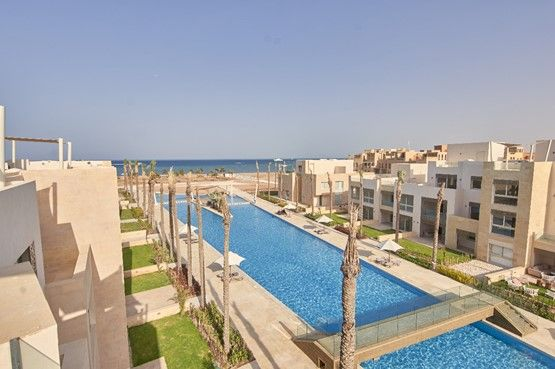 Direct Pool & Sea Apartment at Mangroovy