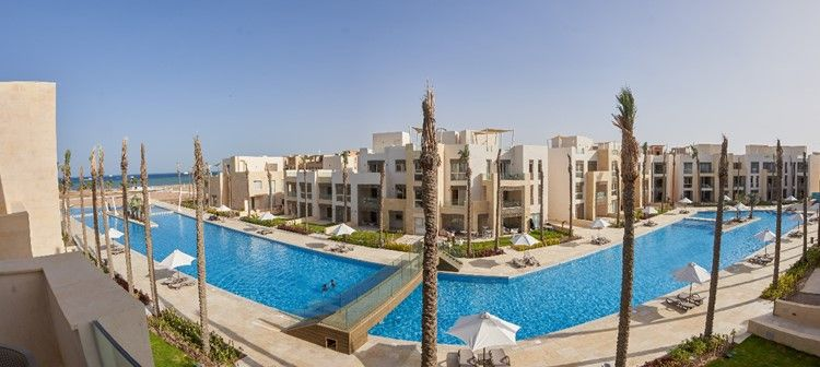 1BR Apartment-pool view-Mangroovy-Gouna - 8