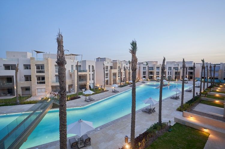 1BR Apartment-pool view-Mangroovy-Gouna - 9