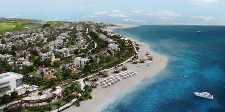 1st Row plot With Sea view-Sahl hasheesh