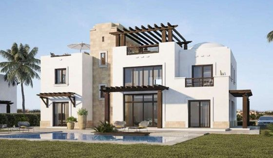 4BR Villa with pool&Lagoon view-Al Gouna